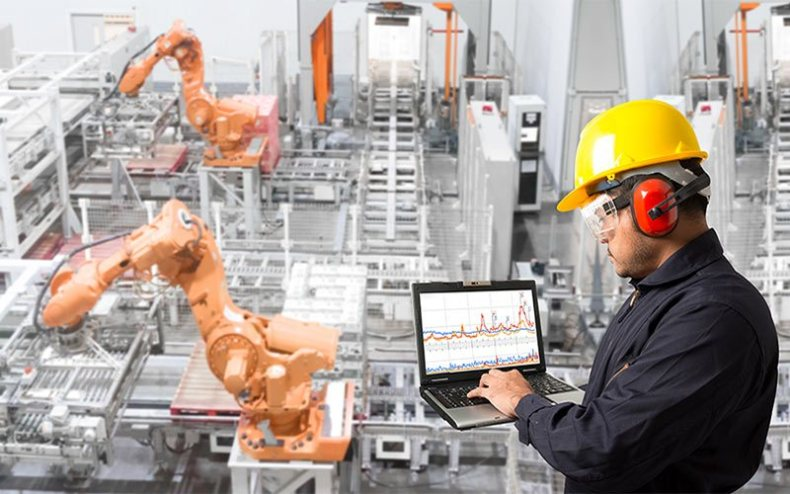 Manufacturing process automation