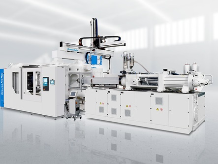 Injection machine automation